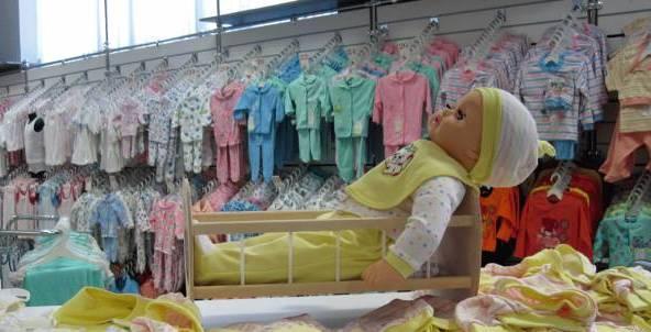 международные размеры детской одежды