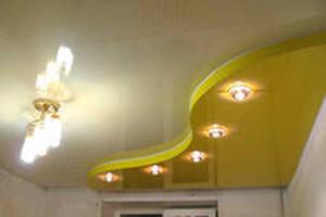 Правила выбора качественного натяжного потолка