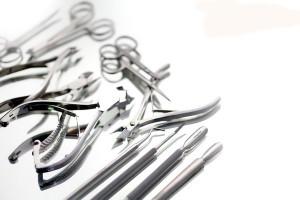 Дезинфекция маникюрных инструментов